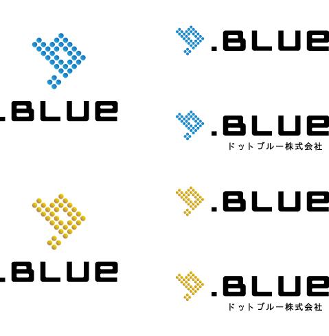 ロゴ制作(ドットブルー株式会社様)