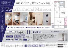 中古マンション マイソク(東京都足立区)